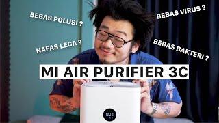 Xiaomi Mi Air Purifier 3C 3 C Global Garansi Resmi