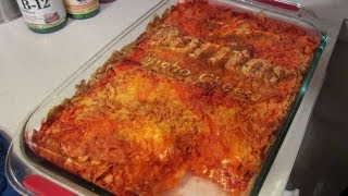 Doritos Taco Bake (day 1056 - 10/15/12)