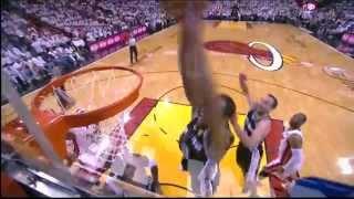 Slam Dunk From Kawhi Leonard!