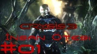 Crysis 3 - Bölüm 01 - İnsan Ötesi (Türkçe) (PC/PS3/X360) [HD]
