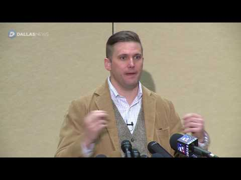 White supremacist Richard Spencer comments on former classmates at St. Mark's in Dallas