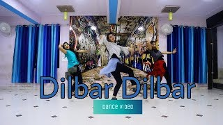 Dilbar - Dilbar dance video || choreography by Manu Sharma ||