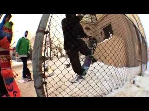 Chris Bradshaw  - In Color - Transworld Snowboarding