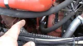 Переделка котла подогрева двигателя BAW