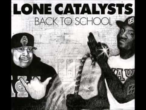 Lone Catalysts - World Famous (Instrumental)