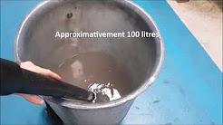 Optimoil - Aspirateur vidangeur polyvalent