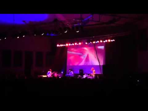 Animal collective 2011 new song opening Arcata, ca show on 4/11/2011