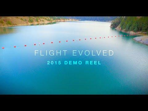 Montana Aerial Video Showreel - Flight Evolved 2015