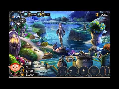 Free Online Hidden Object Games To Play The Witch Of Egrya  HD