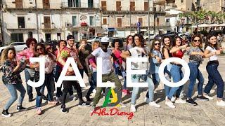 Jaleo- Nicky Jam & Steve Aoki- AluDieng|Fit&Dance&Move| Zumba Fitness Video