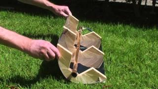 Solar Water Heater Demonstration