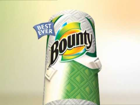 Bounty Paper Towels (what's the number of sheets) Commercial