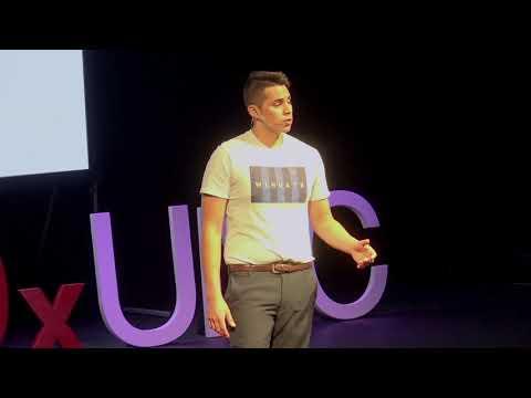 The individuality of the immigrant community | Cristo Armando Carrasco Mendoza | TEDxUNC