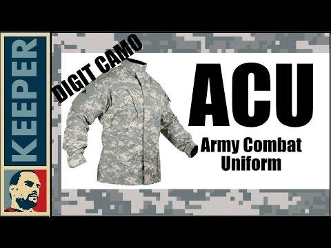 Propper ACU (Army Combat Uniform ) Digital Camouflage.   Unboxing  .