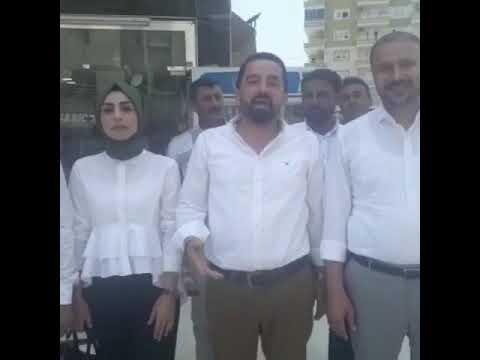 İhsan GÜLTEKİN mezitli, ak parti mezitli , 24 Haziran , ihsan başkan