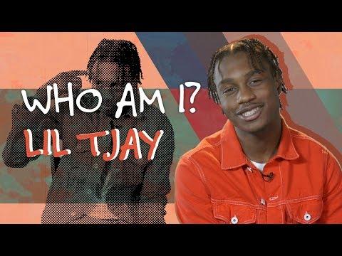 Lil Tjay Reveals His Hidden Talents - Who Am I?
