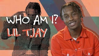Lil Tjay Reveals His Hidden Talents | Who Am I?