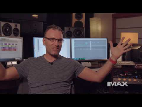 Composer Henry Jackman IMAX® Interview