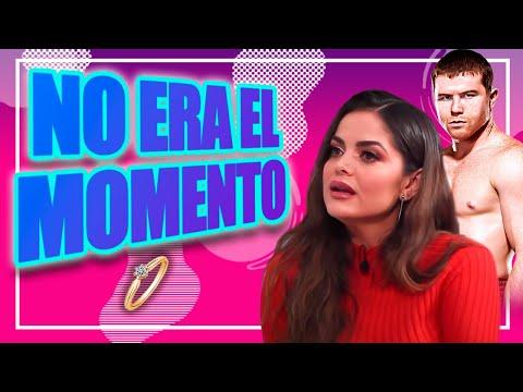 Marisol González NUNCA vio un futuro con Saúl Álvarez   Mara Patricia Castañeda