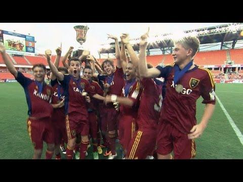 2013 Development Academy U-15/16 Championship: Solar Chelsea vs. Real Salt Lake AZ