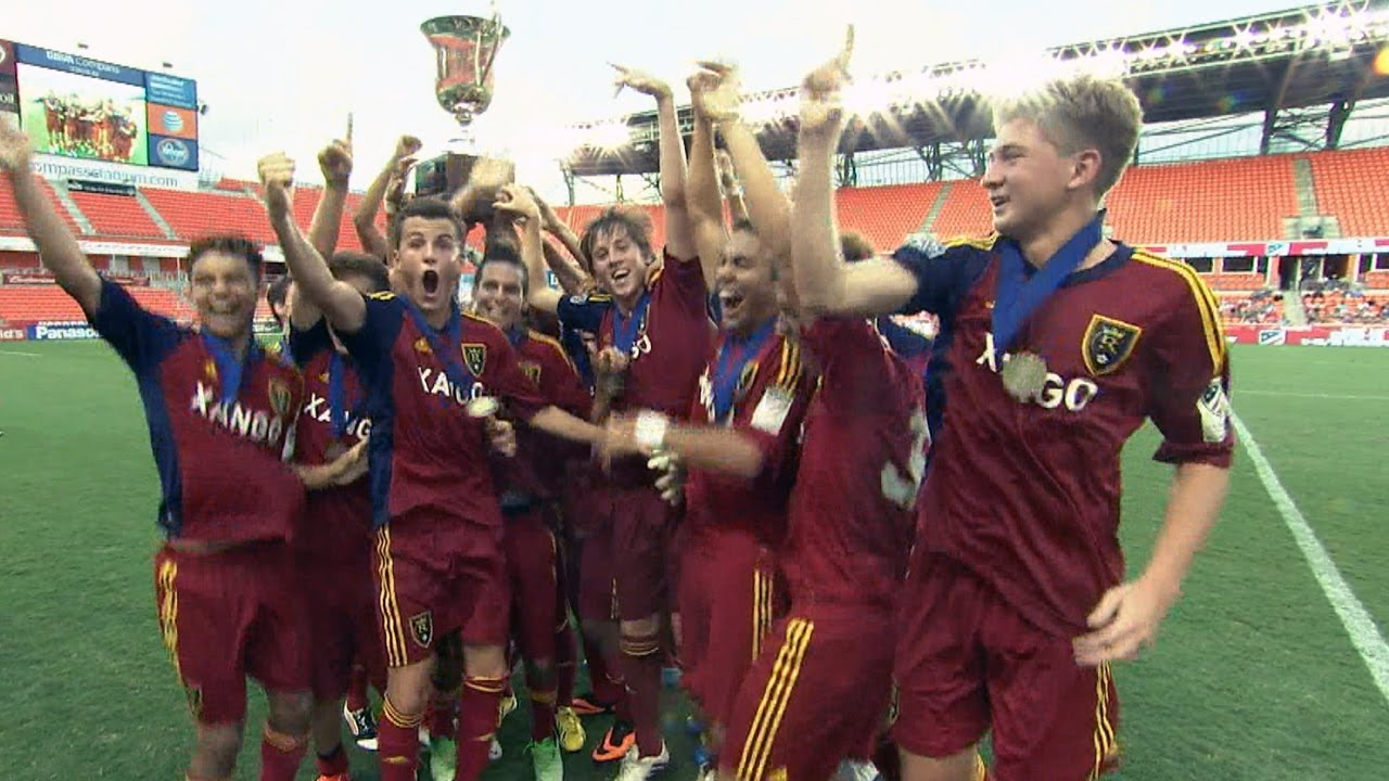 2013 Development Academy U-15/16 Championship: Solar Chelsea vs. Real Salt Lake AZ