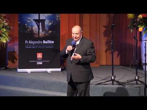 Pr. Alejandro Bullón en Sydney Australia 2017, parte 3