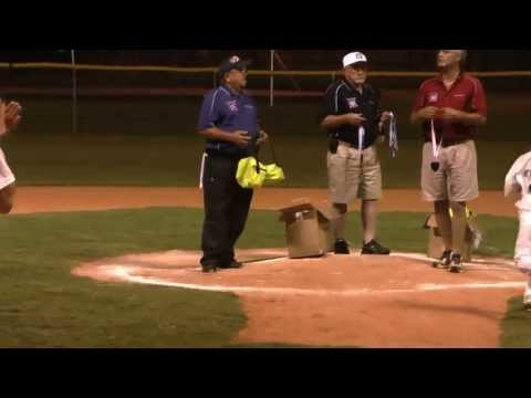 Greenbrier 7/8 All Stars Tennessee Dixie Youth Baseball Tournament Closing Event