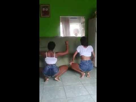 Tayllane e Jamille Dançando Movimento Relex