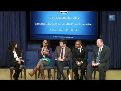 World AIDS Day 2012: Toward an AIDS-free Generation