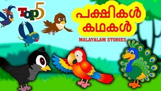 Malayalam Story for Children - പക്ഷികൾ കഥകൾ | Paksikal Kathakal | Stories for Kids | Moral Stories