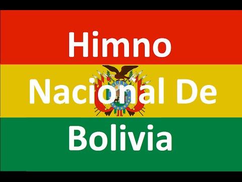 Himno Nacional De Bolivia
