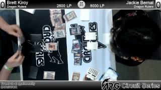 ARG Worcester Round 8 Brett Kiroy vs Jackie Bernal