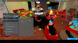 Meeting Linkmon99 in trade hangout in ROBLOX!
