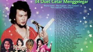 Download lagu Rhoma Irama Rita Sugiarto Noer Halimah Riza Umami Elvy Sukaesih Latta Mangeshkar Duet terlaris