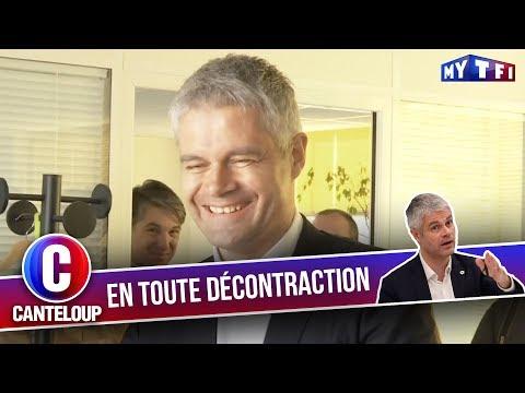 """Imitation de Laurent Wauquiez - """"C'est une blague, c'est marrant, non ?"""" - C'est Canteloup"""