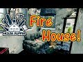 Let's Play House Flipper #25: The Fire House!