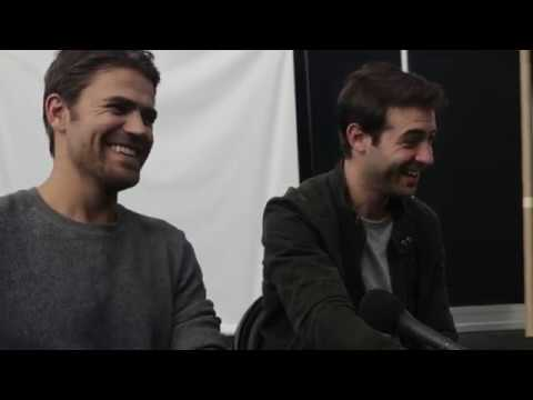 NYCC 2018 Interview | TELL ME A STORY - Paul Wesley & James Wolk