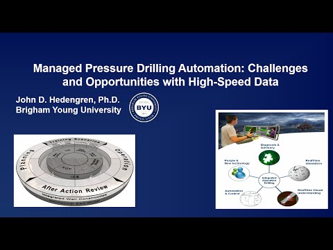 Managed Pressure Drilling Automation: Challenges and Opportu