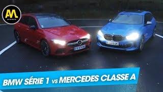 BMW Série 1 vs Mercedes Classe A  : le duel des berlines