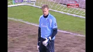 Зенит Олимпик Марсель, Кубок УЕФА 20072008, 2-0