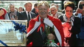 Jerzy Makula, wybitny pilot, wylądował...na emeryturze