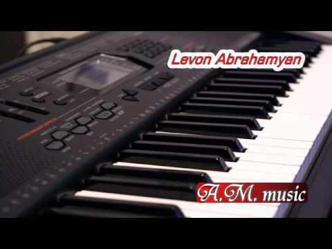 Levon Abrahamyan - Joghovrdakan Par (Gortsiqavorum)Լևոն Աբրահամյան -Ժողովրդական պար (գործիքավորում)