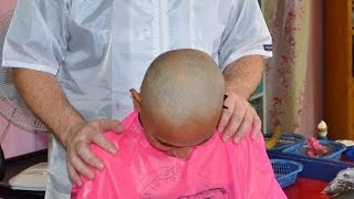 Repeat youtube video Joy headshave cam two