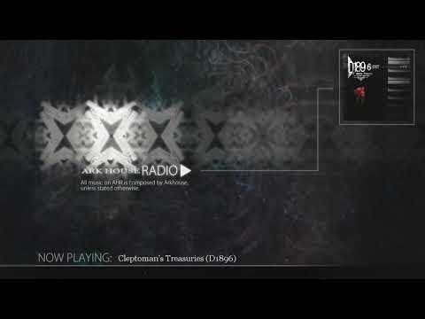 ArkHouseRADIO-37: Cleptoman's Treasuries (D1896)