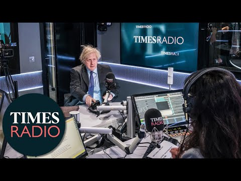 Boris Johnson: Covid-19 pandemic has been a 'nightmare' and a 'disaster'