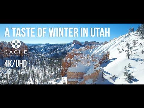 A Taste Of Winter In Utah 2016
