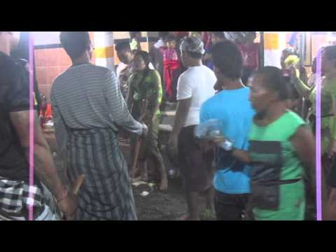 Balinese Trance Dance - Pemuteran, Bali