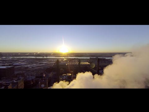 Aerial STL | Our City From Above - DJI Phantom 2 in St. Louis