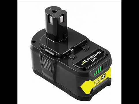 Nouveau Batterie 18V 5000mAh Li-ion Ryobi R18IW3-0 R18IW3-120S R18IW3-L13GKIT 5Ah(compatible)