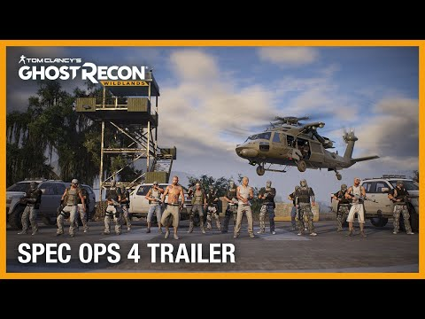 Tom Clancy's Ghost Recon Wildlands: Special Operation 4 Trailer | Ubisoft [NA]